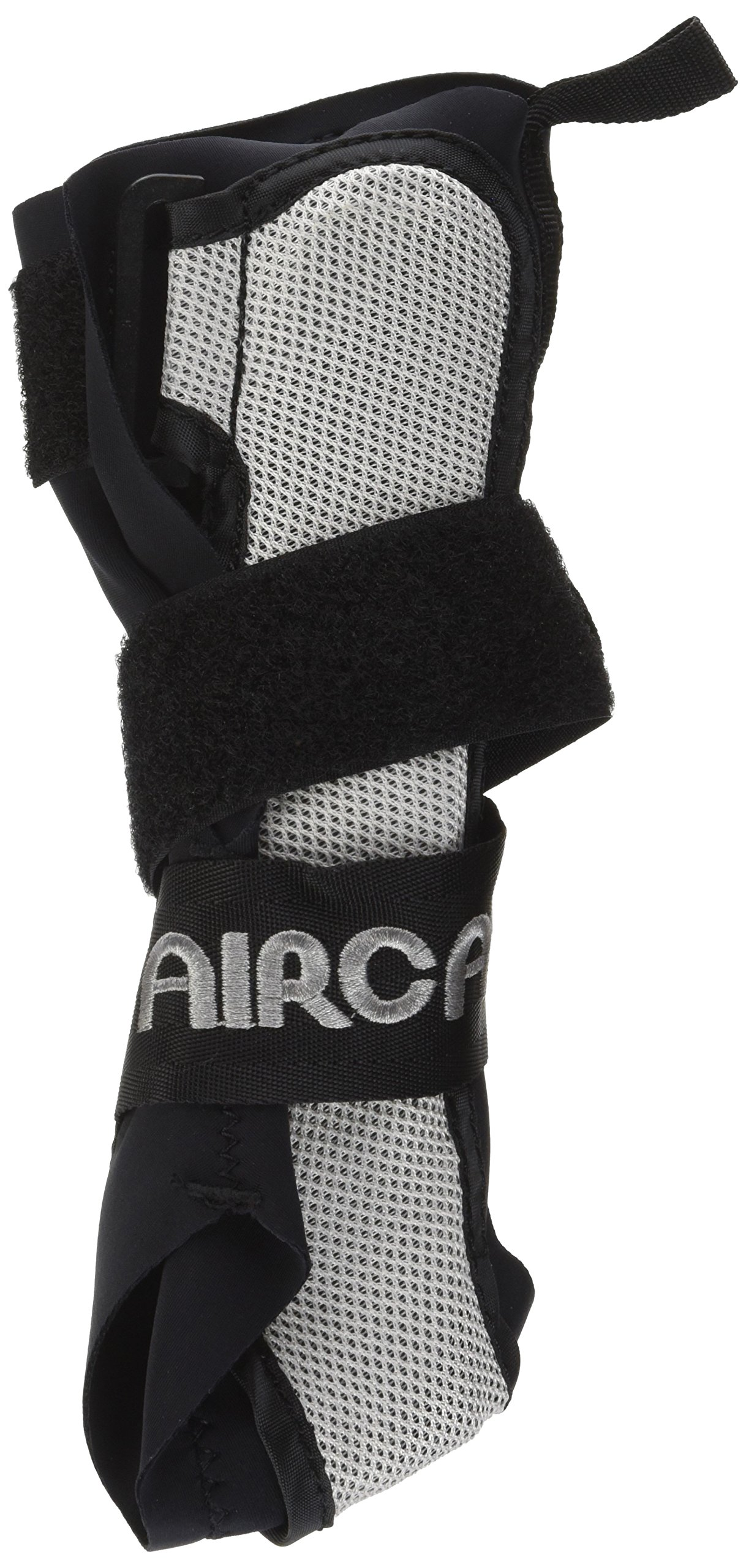 Aircast A60 Ankle Support Brace, Right Foot, Black, Small (Shoe Size: Men's 4 - 7 / Women's 5 - 8.5)
