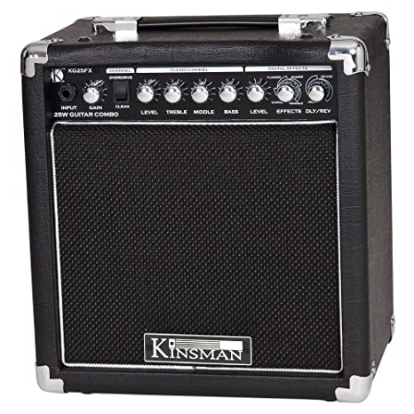 Kinsman kg25fx amplificadores de guitarra 25 W Combo con efectos ...