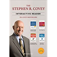 The Stephen R. Covey Interactive Reader - 4 Books in 1: The 7 Habits of Highly Effective...