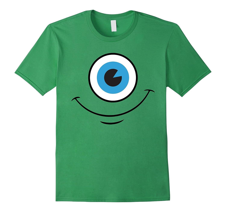 Emoji Costume Green Monsters Shirt-RT