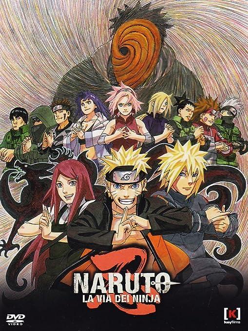 Naruto - La Via Dei Ninja [Italia] [DVD]: Amazon.es: Hayato ...