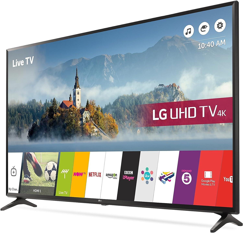 LG Electronics 49uj630v 49 Pulgadas 4k Ultra HD HDR Smart TV led ...