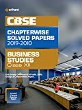 CBSE Business Studies Chapterwise Solved Paper Class 12 2019-10