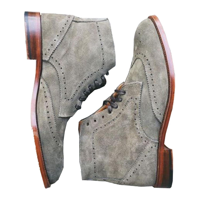 WANM   Herren Stiefel Grau  Billig und erschwinglich Im Verkauf