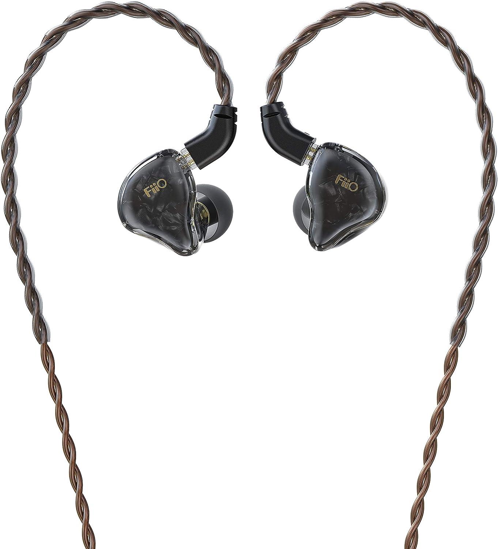 auriculares in ear FiiO FD1 Hi-Res negros