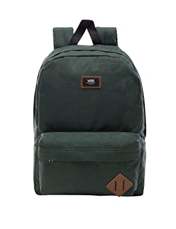 Vans Old Skool Ii Backpack Rucksack, 39 cm, 22 liters, Grün (Darkest ...