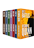 The Jonathan Quinn Origin Box Set (The Jonathan Quinn Box Sets Book 1)