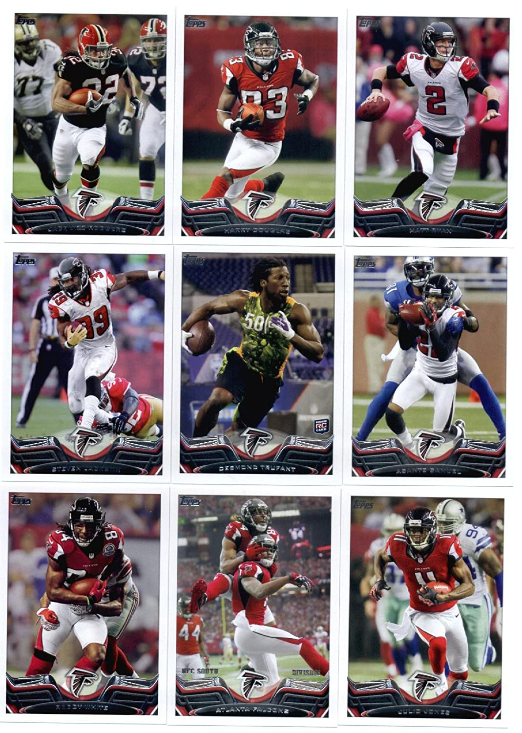 2013 Topps NFL Football Team Set (In Protective Storage Box  free shipping