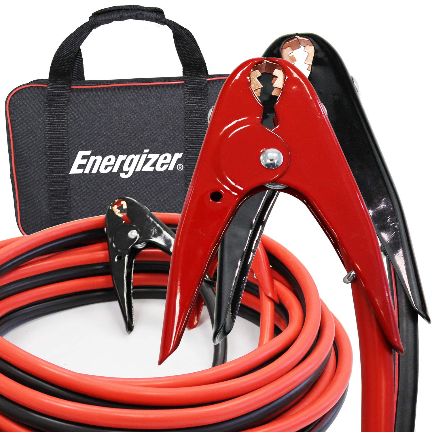 Energizer 2 Gauge Jumper Cables