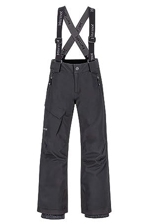 Marmot Jungen Edge Insulated Pant Hardshell Ski- Und Snowboard Hose Wasserdicht Atmungsaktiv Winddicht