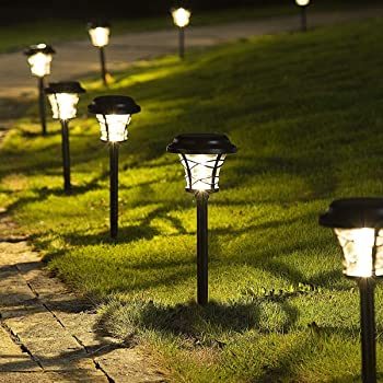 Solpex 6 Pack Solar Path Lights