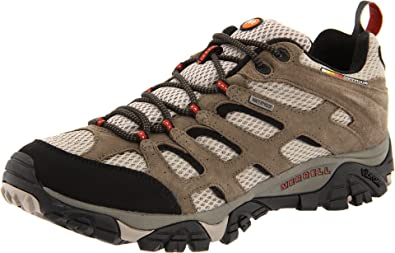 Amazon.com | Merrell Men's Moab Waterproof Hiking Shoe | Hiking Shoes