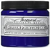Jacquard JAC-JSI3111 Screen Printing Ink 16 oz Blue