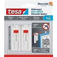 tesa Adjustable Adhesive Nail for Wallpaper & Plaster 1kg