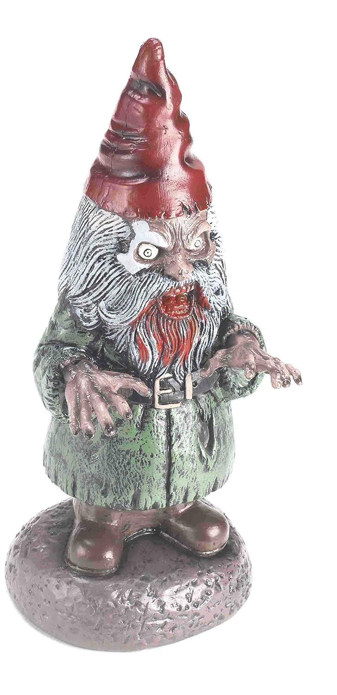Amazon.com: Forum Novelties Halloween Horror Zombie Garden Gnome: Toys U0026  Games