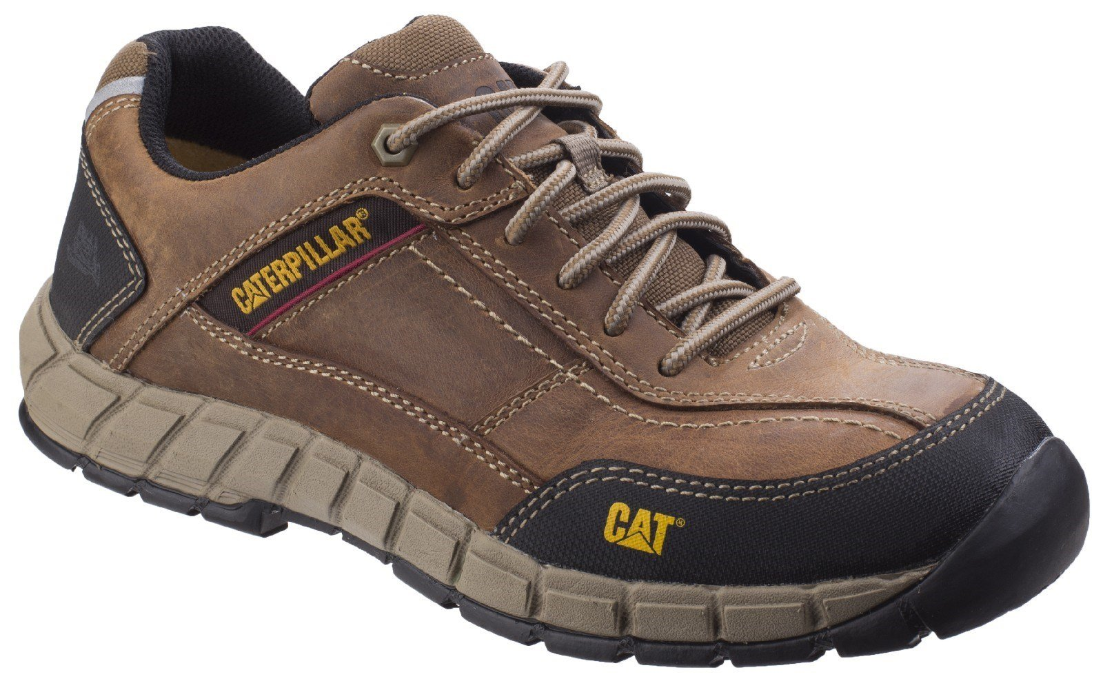 Cat Streamline Safety Shoes Mens