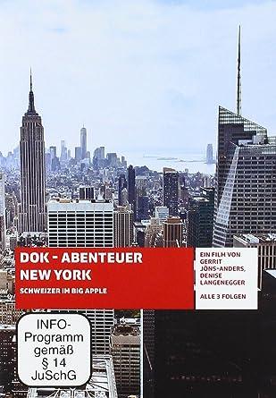 DOK - Abenteuer New York - Schweizer im Big Apple: Amazon.it ...