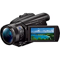 "Sony FDR-AX700 4K HDR ultra-HD-camcorder (1 inch Exmor RS Stacked Sensor, 3,5"" touchscreen, opname, Fast-Hybrid…"