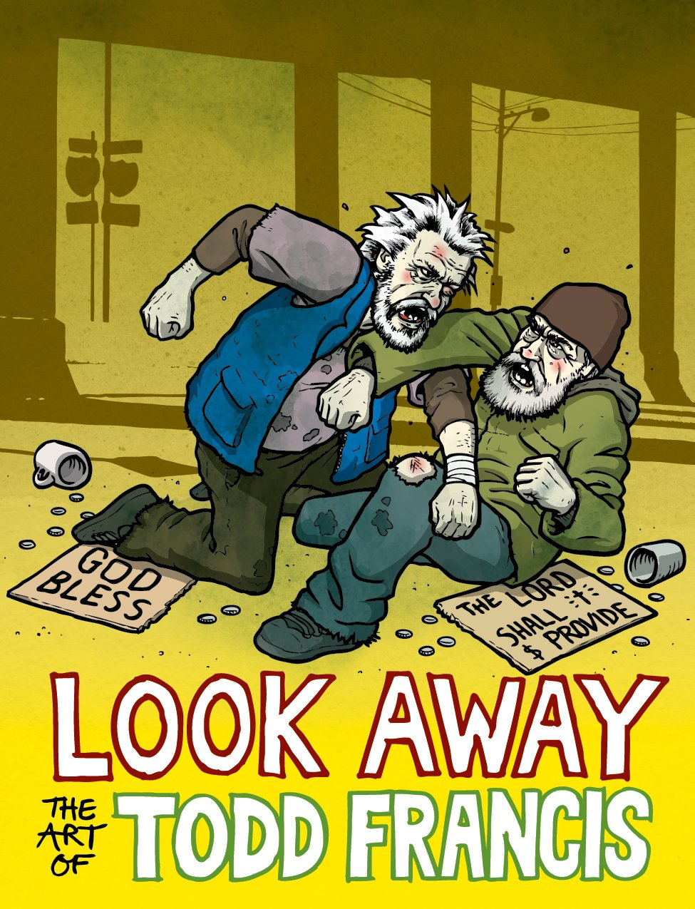LOOK AWAY: The Art of Todd Francis pdf