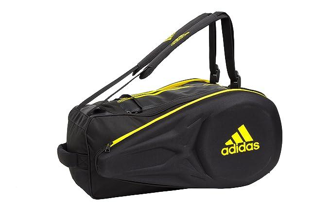 adidas Padel - Racket Bag Adipower ATTK, Color Amarillo,Negro: Amazon.es: Deportes y aire libre