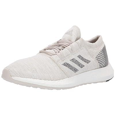 adidas Men's Pureboost Go, neon-Dyed/Grey/raw White, 13 M US | Road Running