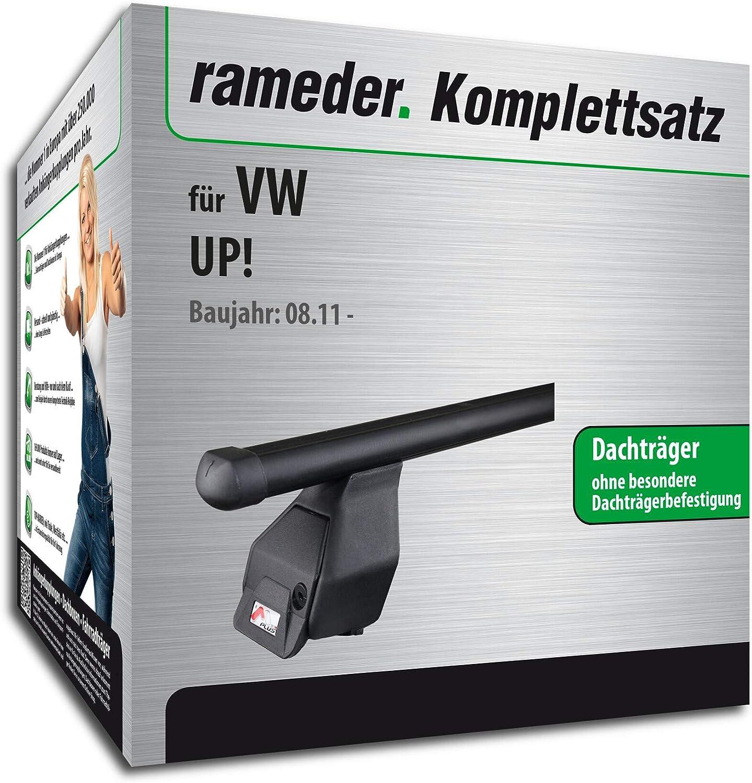 Rameder Komplettsatz Dachträger Tema Für Vw Up 118788 09734 5 Auto