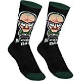 Breaking Bad Official Gift 1 Pair of Mens Socks Walter White