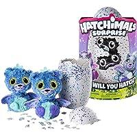 Hatchimals Surprise - 6037096  - Jumeaux - Bleu/Violet