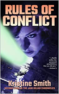 Rules of Conflict (The Jani Kilian Chronicles Book 2)