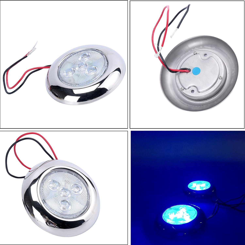 Blue LED Lights to Upgrade Boat Lighting | My Boat Life