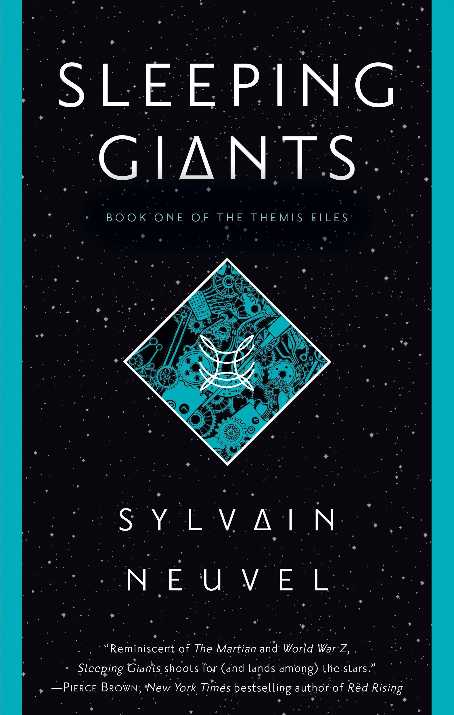 Image result for sleeping giants book