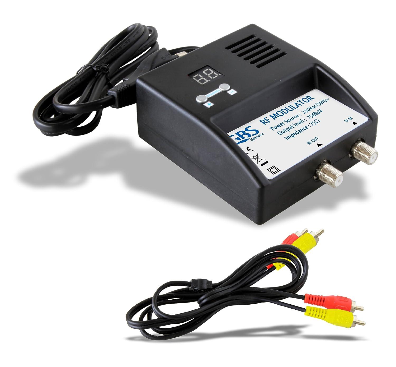 MODULATORE AUDIO /VIDEO -MONO -PLL-Trasmettitore di segnale GBS ELETTRONICA SRL