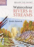 Watercolour Rivers and Streams (Ready to Paint)