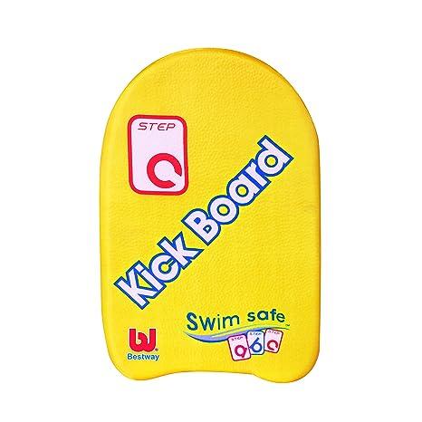 Bestway 32032 flotador para bebé Plancha de natación Espuma de etileno vinil acetato (EVA) Amarillo - Flotadores ...