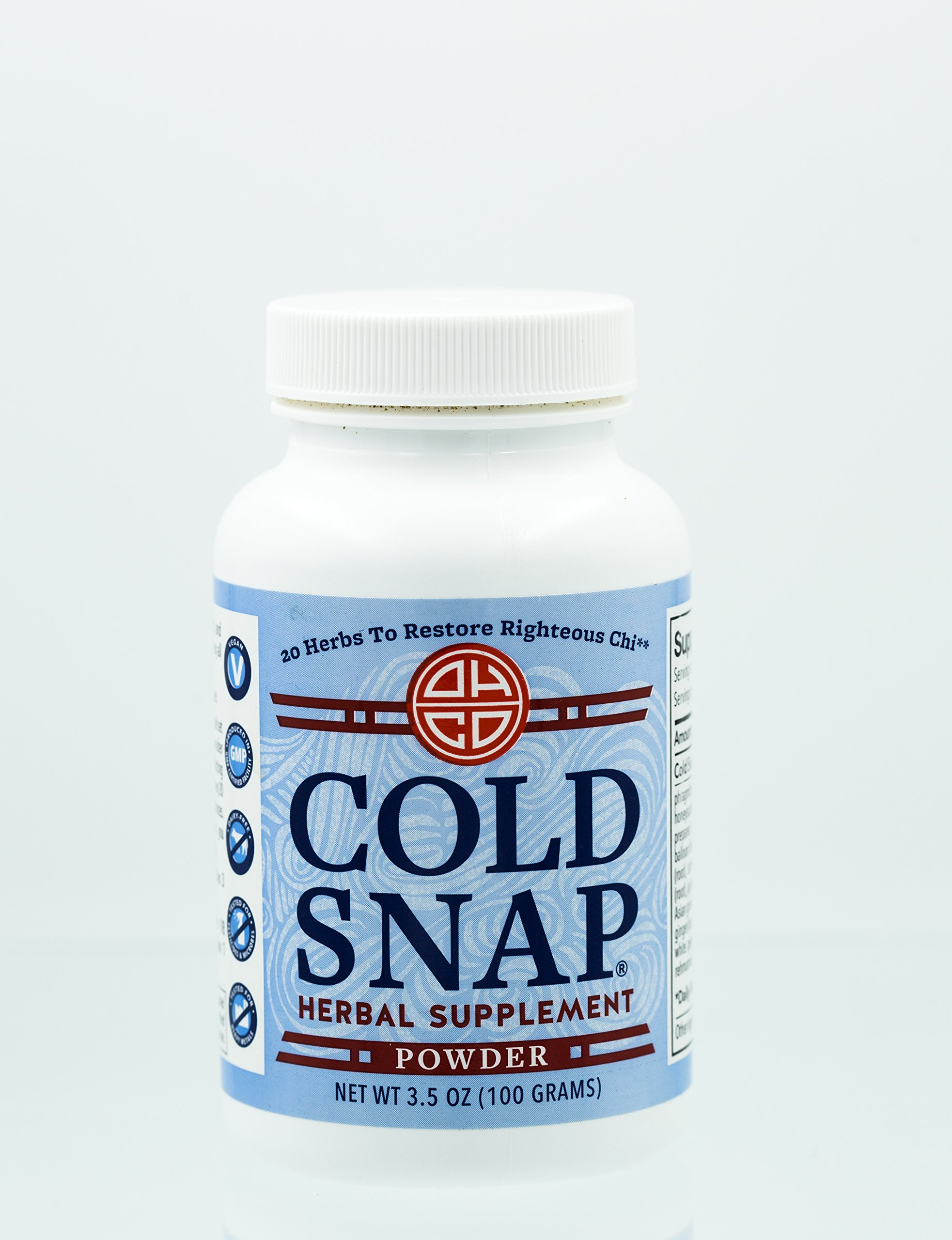 OHCO Cold Snap 120 Capsules - Ease Cold and Flu Symptons - Herbal Medicine - High-Quality Chinese Medicine Remedies by Ohco