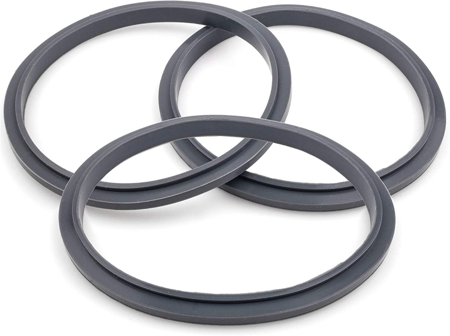 CloudCUP Replacement Parts 3 Pcs Seal Ring Rubber Gasket Replacement Compatible with Nutribullet
