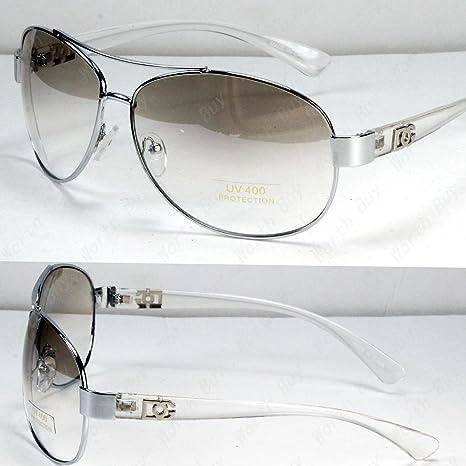 Amazon.com: DG Eyewear funda de moda anteojos de sol Aviador ...
