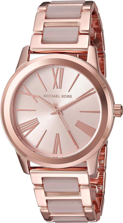 Michael Kors para Mujer mk3595 – Hartman: Amazon.es: Relojes