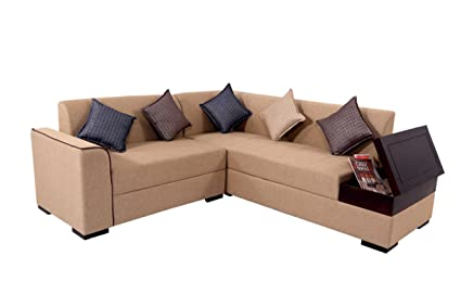 Muebles Casa Coral Casa007 Five Seater Sofa With Storage Light