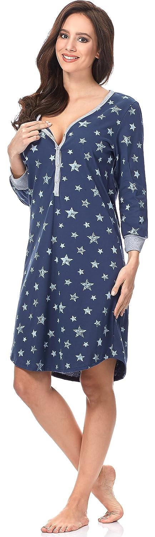 Italian Fashion IF Womens Night Dress Comet 0111