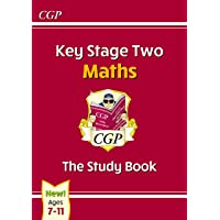 New KS2 Maths Study Book - Ages 7-11