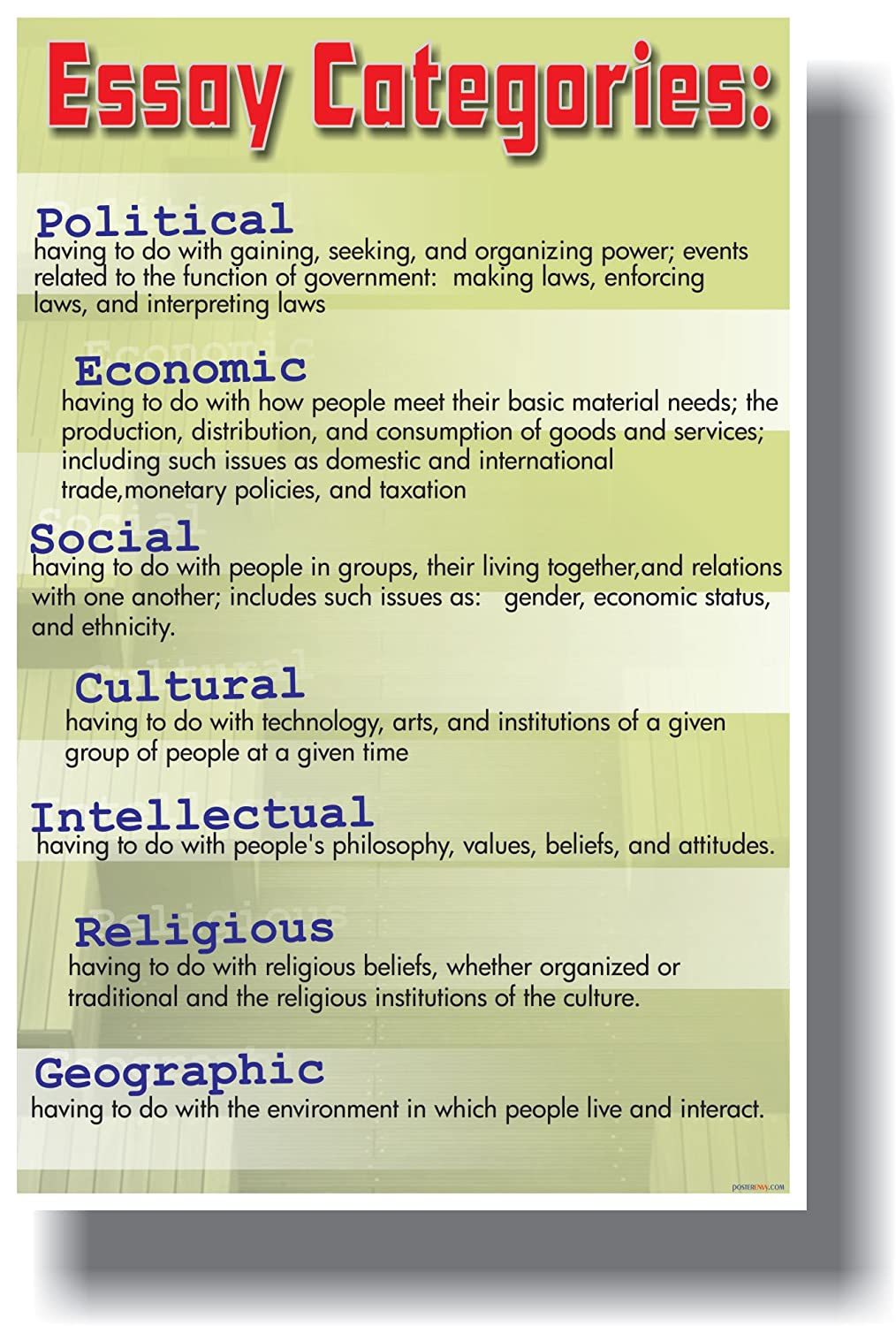 personal governing values essay A list of over 200 personal values however, it is useful to scan a core values list to prime yourself before the exercises and it's beneficial to review a list of core values after you brainstorm your list to determine if you missed something important.