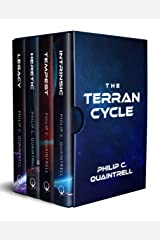 The Terran Cycle Box Set: Intrinsic, Tempest, Heretic, Legacy Kindle Edition