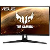 """ASUS TUF Gaming 27"""" 2K HDR Monitor (VG27AQ1A) - WQHD (2560 x 1440), IPS, 170Hz (Supports 144Hz), 1ms, Extreme Low Motion Blur"""