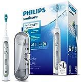 Philips Sonicare FlexCare Platinum hx9111/20Brosse à dents électrique avec Technologie Sonique, Blanc