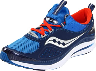 665e8e7d96040 Saucony Men's Grid Profile Running Shoe,Navy/Blue/Red,15 M US ...
