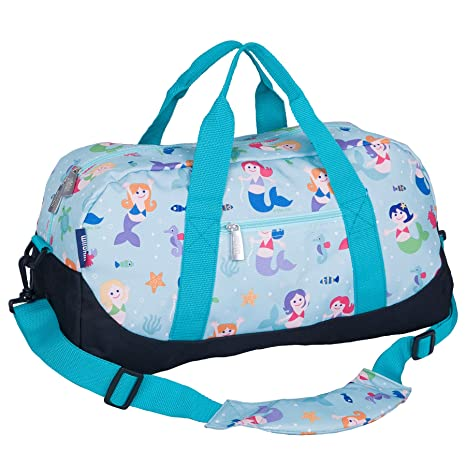 27124b4e5b Amazon.com  Olive Kids Mermaids Duffel Bag  Home   Kitchen