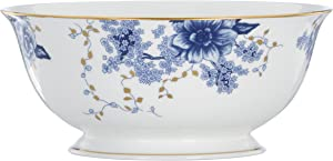 Lenox Garden Grove Large Serving Bowl, White