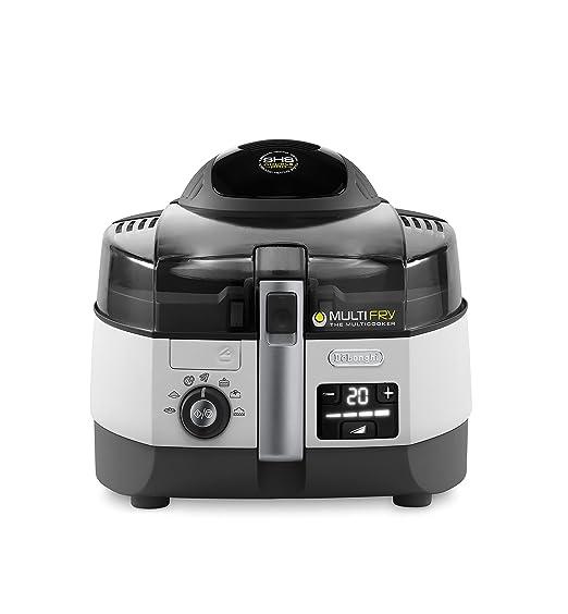 DeLonghi Multifry The Multicooker FH1394 - Robot de cocina, color blanco: Amazon.es: Hogar