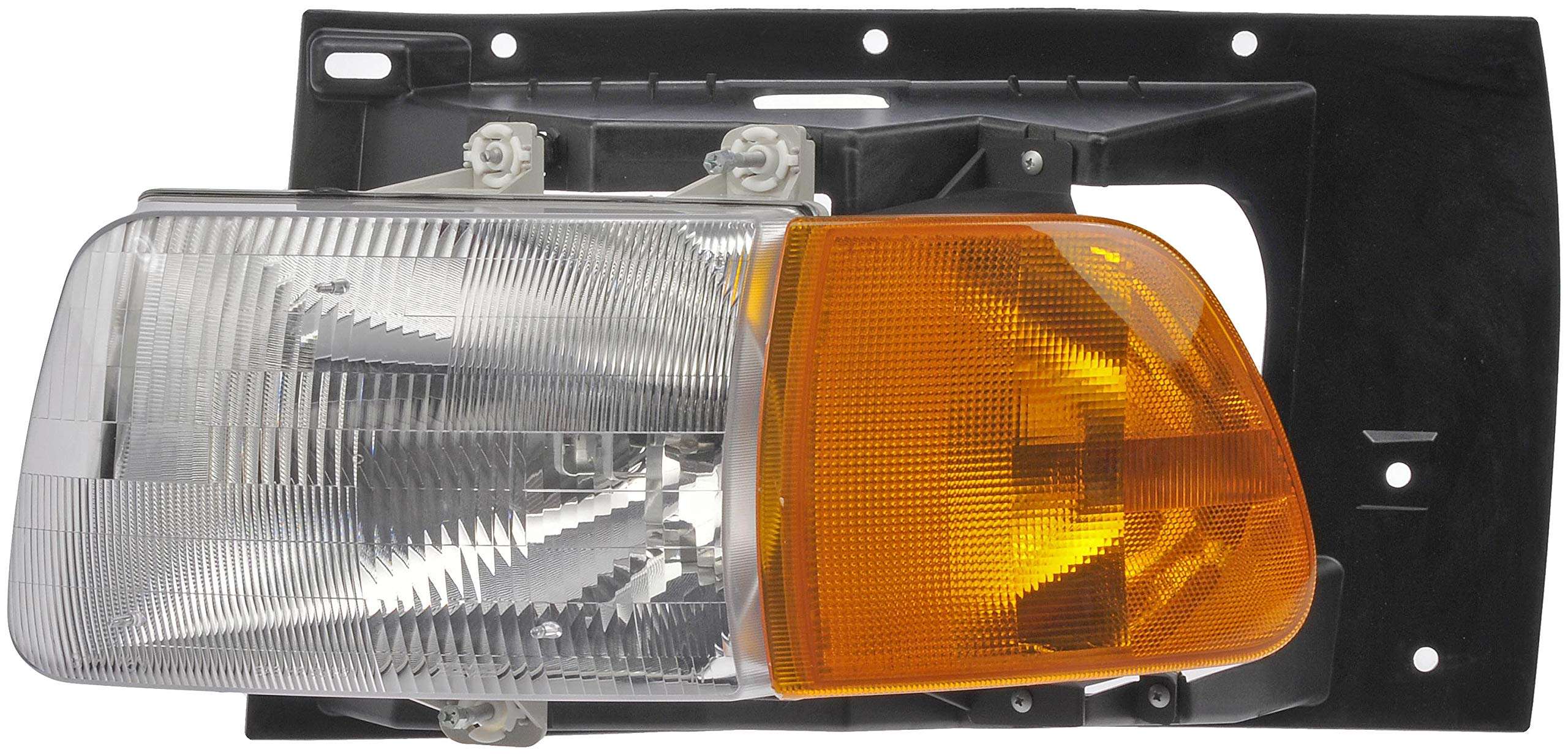 Dorman 888-5302 Driver Side Headlight Assembly For Select Ford / Sterling Truck Models